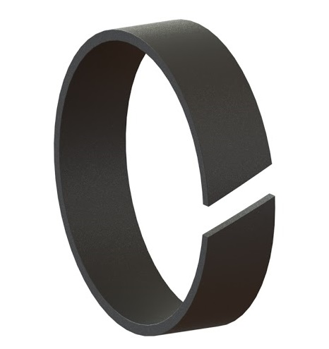 Wear Rings Power Bands and Bearings
